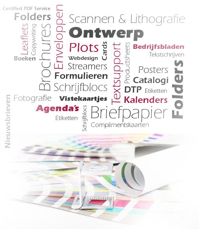 Lai graphics grafische service - drukwerk visitekaartjes briefpapier flyers-folders